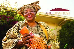 Chief Luisah Teish